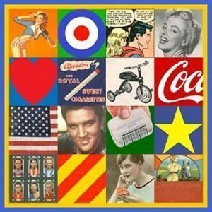 Sources of Pop Art 3 by Sir Peter Blake