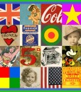 Sources of Pop Art 4 bySir Peter Blake