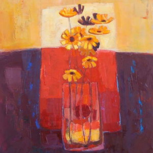 Autumn Contrast by Kirsty Wither