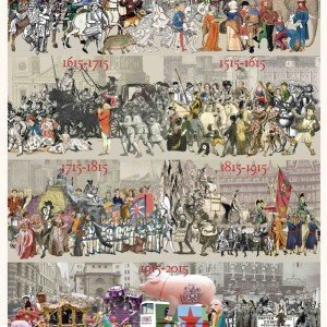 Lord_Mayors_Show by Sir Peter Blake