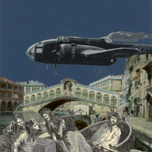 Crash - The Venice Suite by Sir Peter Blake