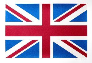 Union Flag by Sir Peter Blake