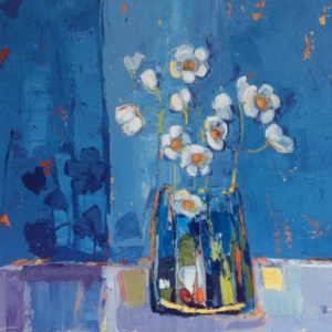 Wee White Waltzers by Kirsty Wither