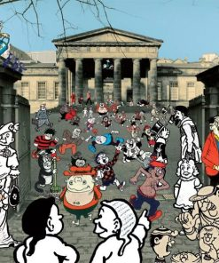 75 Years of the Beano by Sir Peter Blake