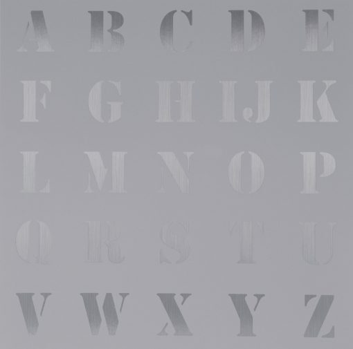 Appropriated Alphabets 5