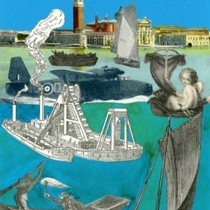 Dredging - Venice Suite by Sir Peter Blake