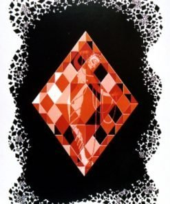 Ace of Diamonds by Erte (1892-1990)