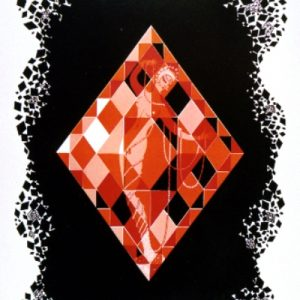 Ace of Diamonds by Erte