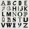 Appropriated Alphabets 3_Sir Peter Blake