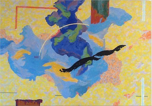Arc by Vanda Harvey