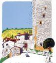 Chianti Village by Paul Hogarth