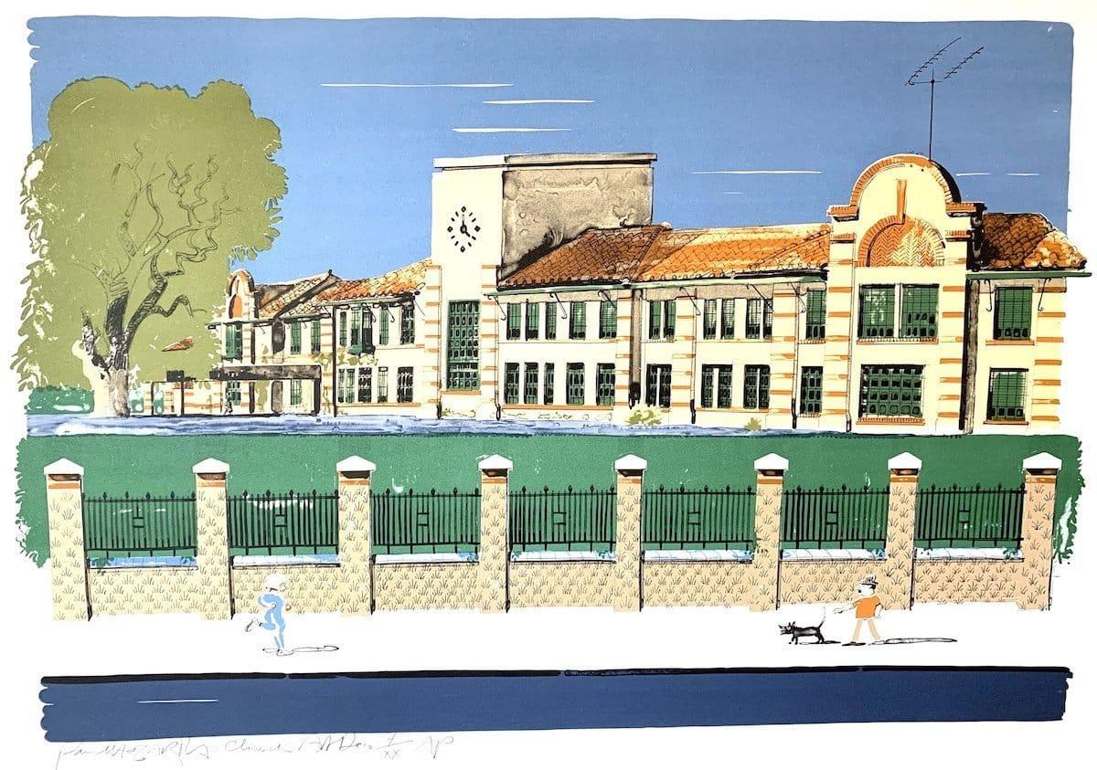 Chiswick Art Deco_Paul Hogarth
