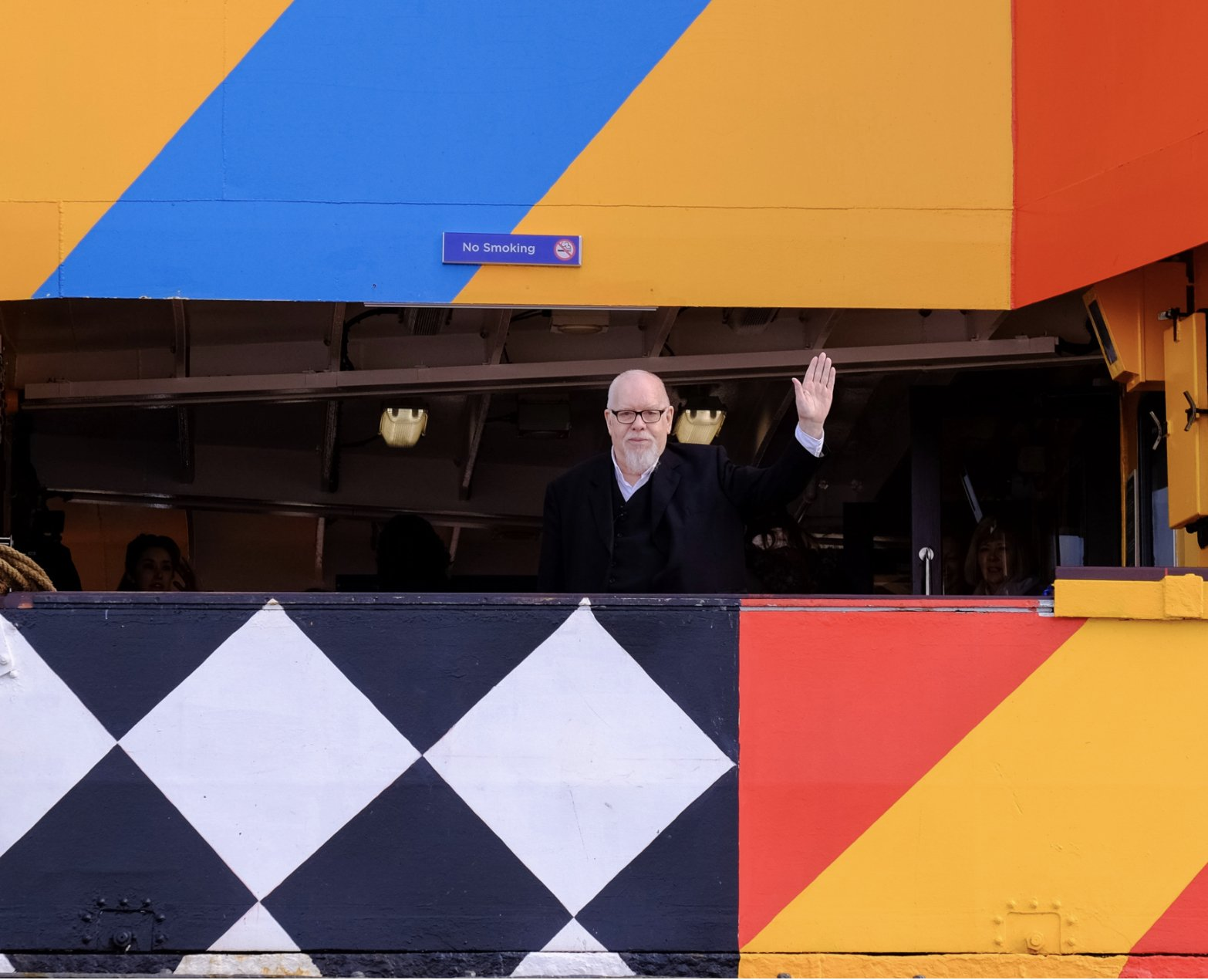 Dazzle Ferry_Peter Blake