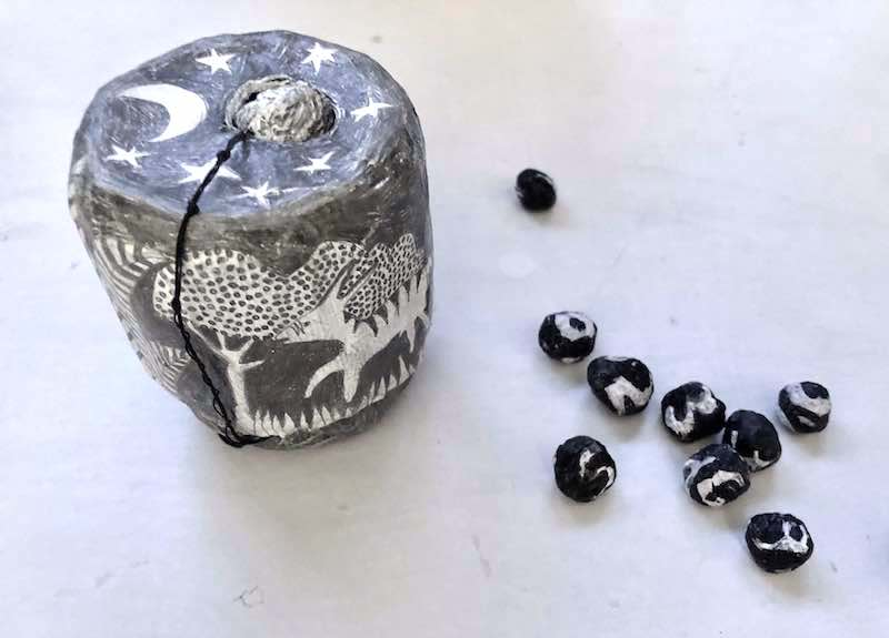 Dice and Dice Container_Anita Ford