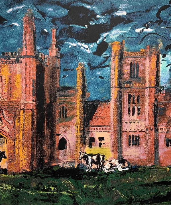 East Barsham Manor by John Piper