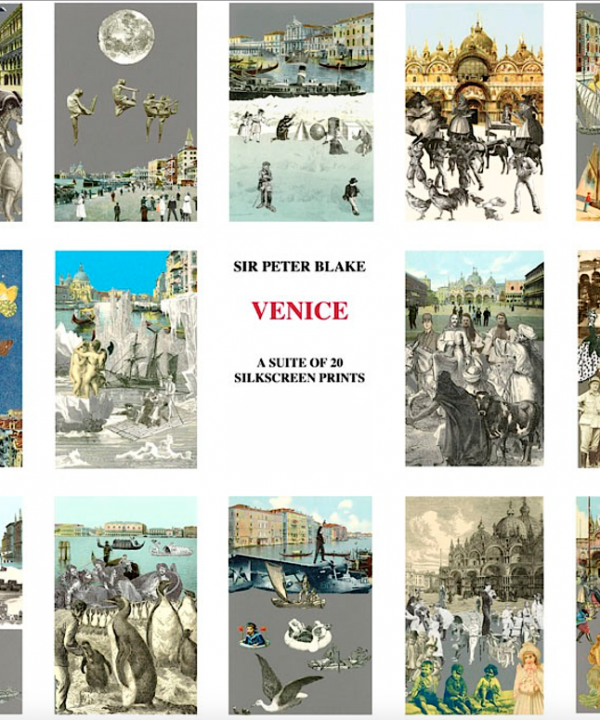 The Venice Suite by Sir Peter Blake