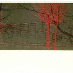 Footbridge 2 by Andrew Mackenzie