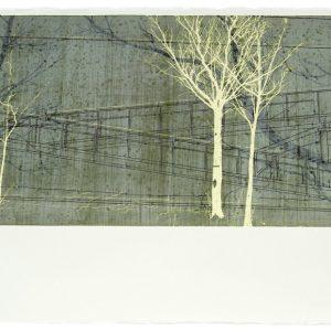 Footbridge 3 by Andrew Mackenzie