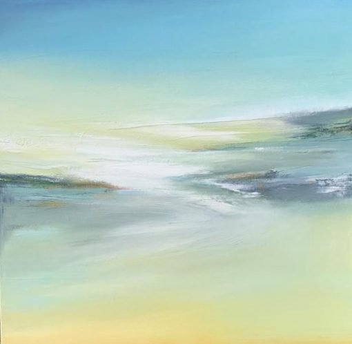 Tidal Stream II Early Morning by Fran Spencer