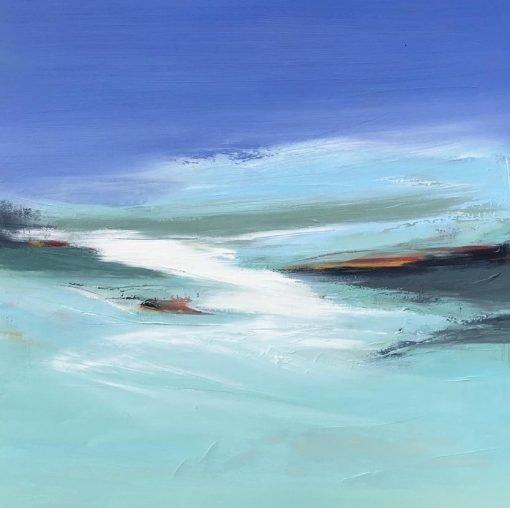 Tidal Blue by Fran Spencer