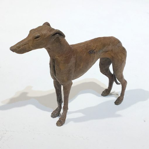 Galgo Miniature by Sophie Ryder