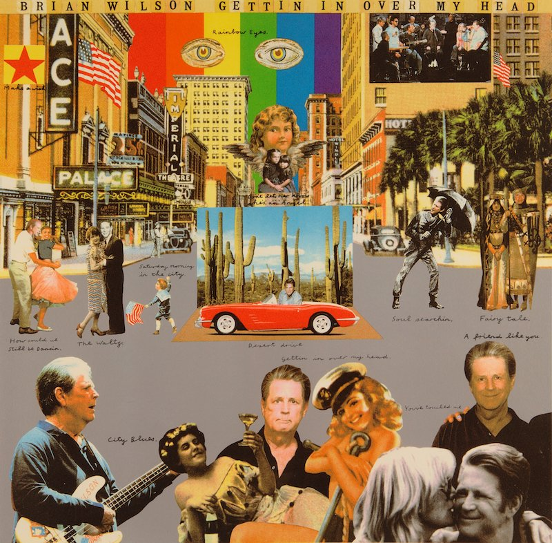Getting in over my Head_Peter Blake