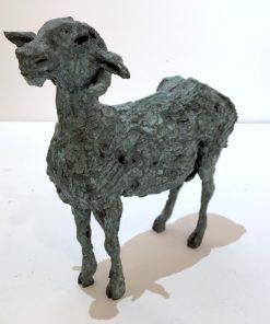 Goat 1992 by Sophie Ryder