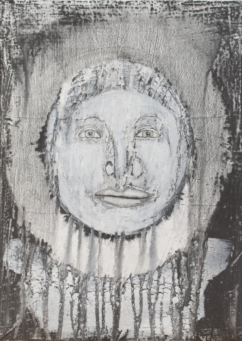 'History' from the Spirit Faces by Anita Ford