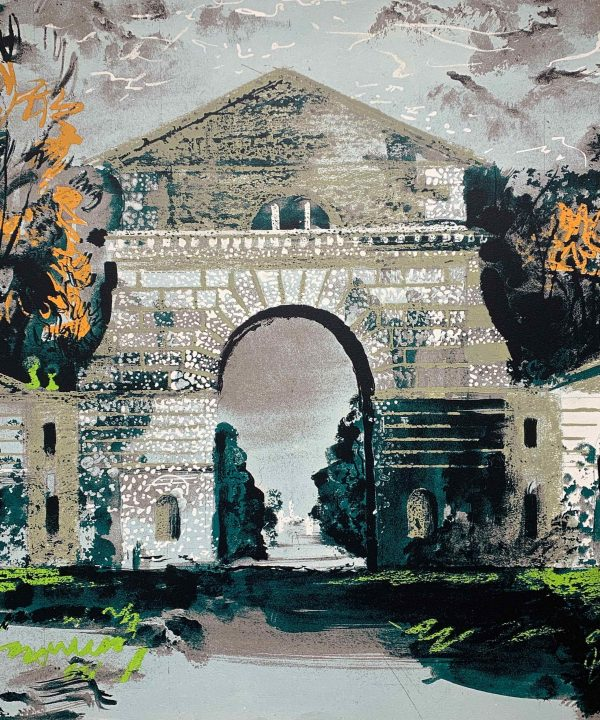 Holkham Gate, Norfolk by John Piper