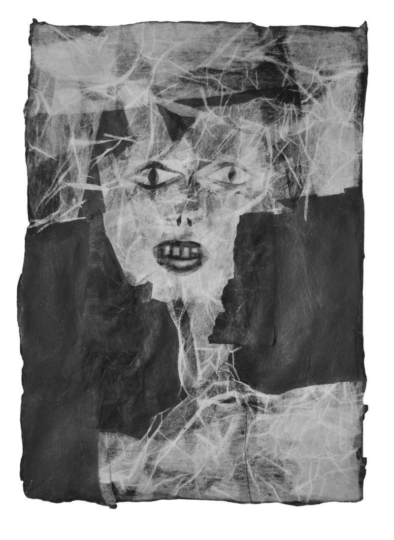 'I am listening 4' by Anita Ford