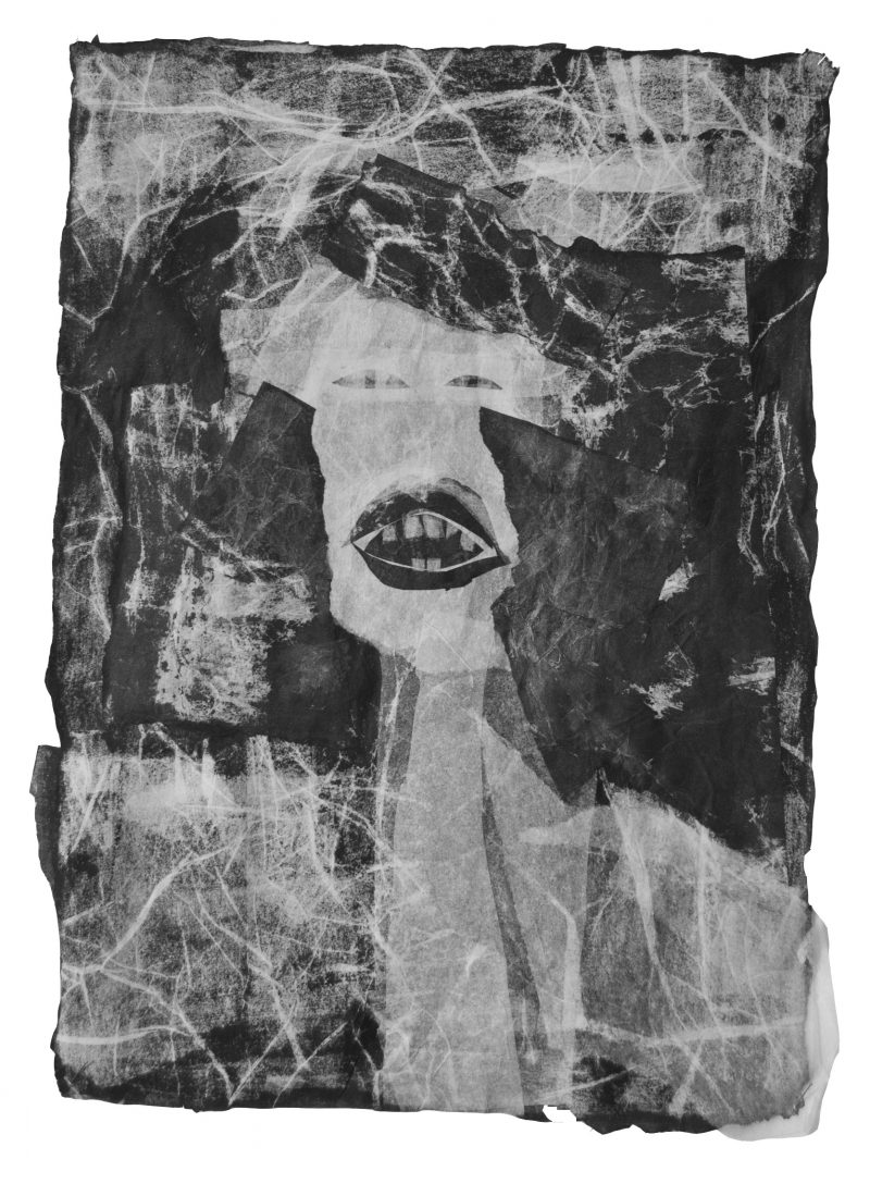 'I am listening 6' by Anita Ford