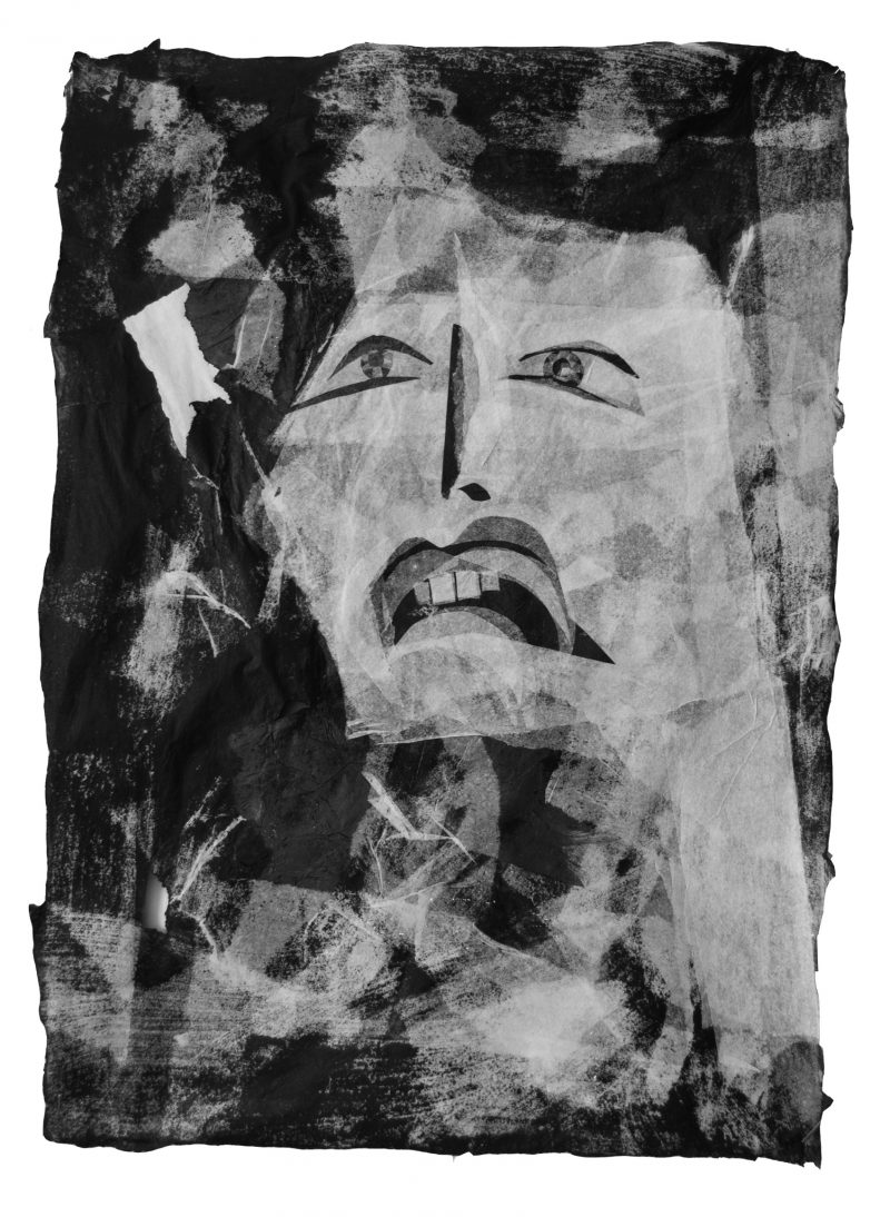 'I am listening 8' by Anita Ford