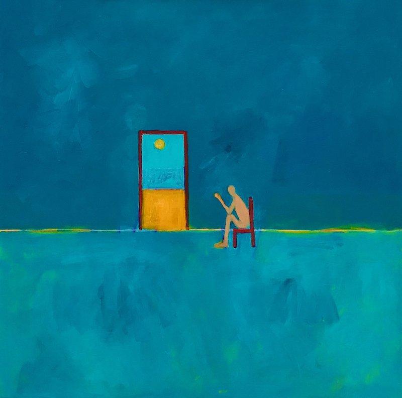 'Isolation' 2020 by John D Edwards