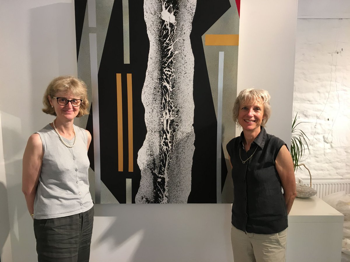 Janet Rady and Celia Wickham