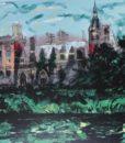 Kelham Hall by John Piper