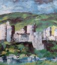 4 Kidwelly Castle by John Piper