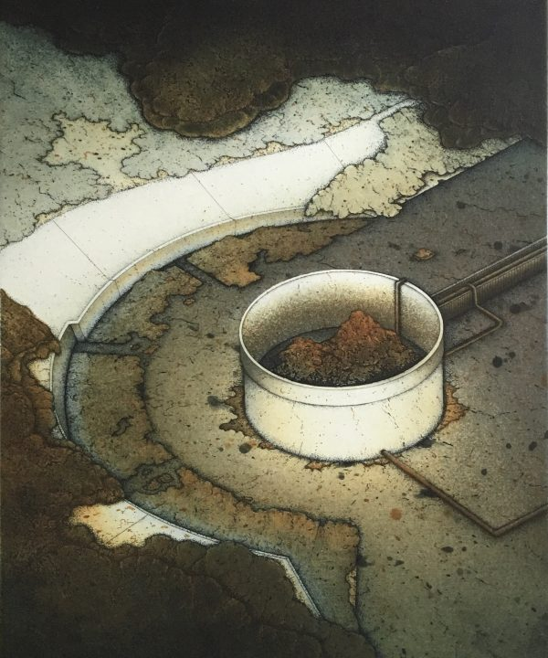 'Iseki PYxxxv' by Kunito Nagaoka