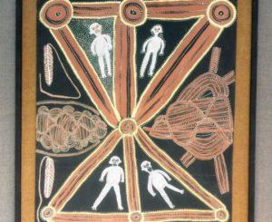 Lost Aboriginal Art