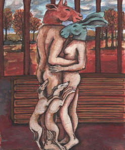 Lovers and Dogs with Planchest