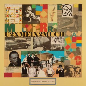 Manhattan Boogie Woogie by Sir Peter Blake