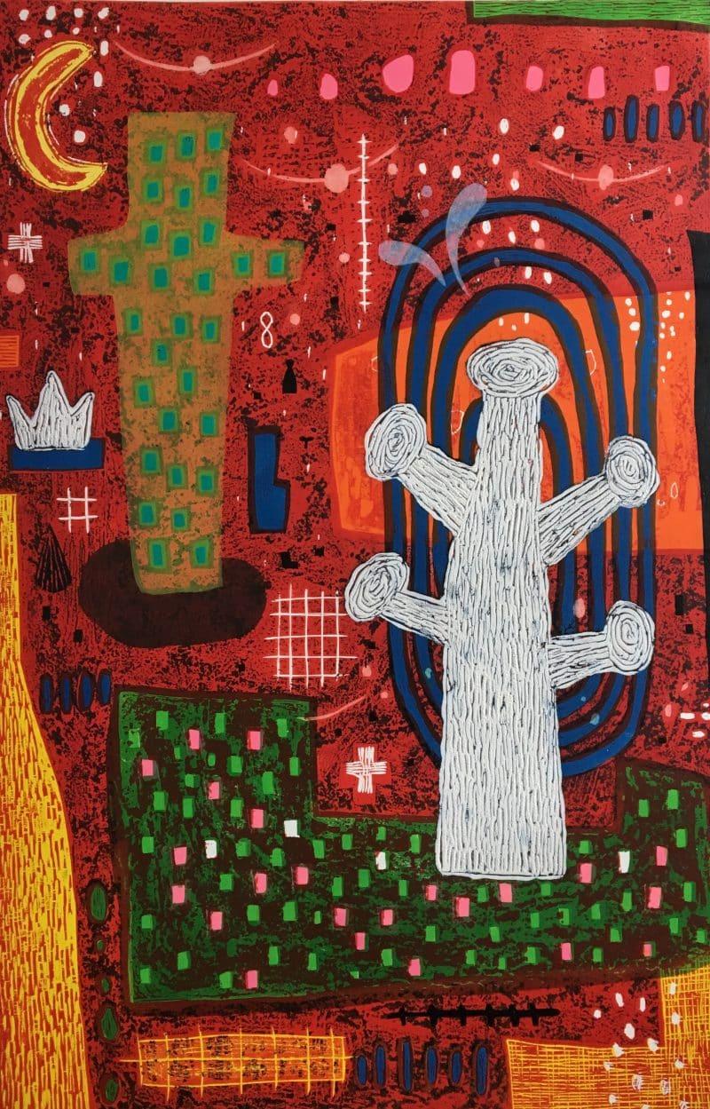 'Deep Forest' by Masako Seo