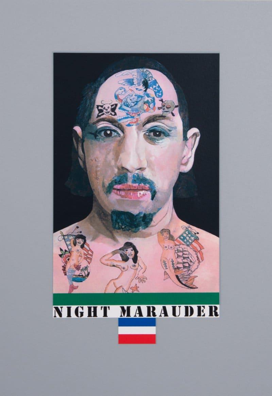 Night Marauder_Peter Blake