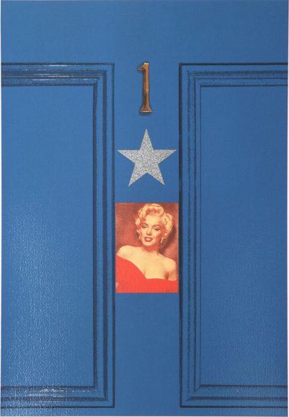 Marilyn's Door by Sir Peter Blake
