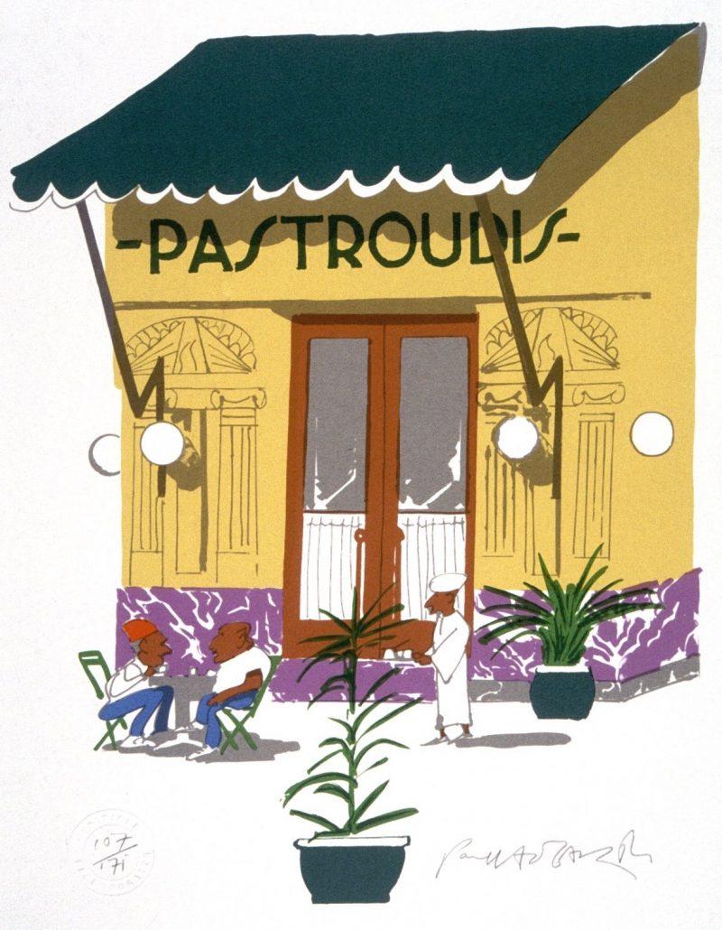 Pastroudis
