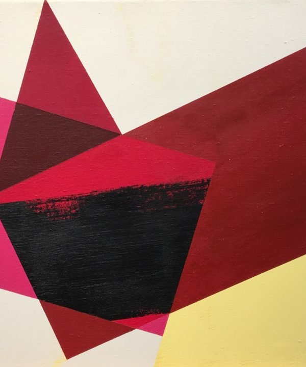Pink Fold by Rodrigo Martin