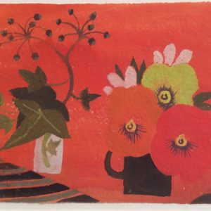 Poppies by Mary Fedden