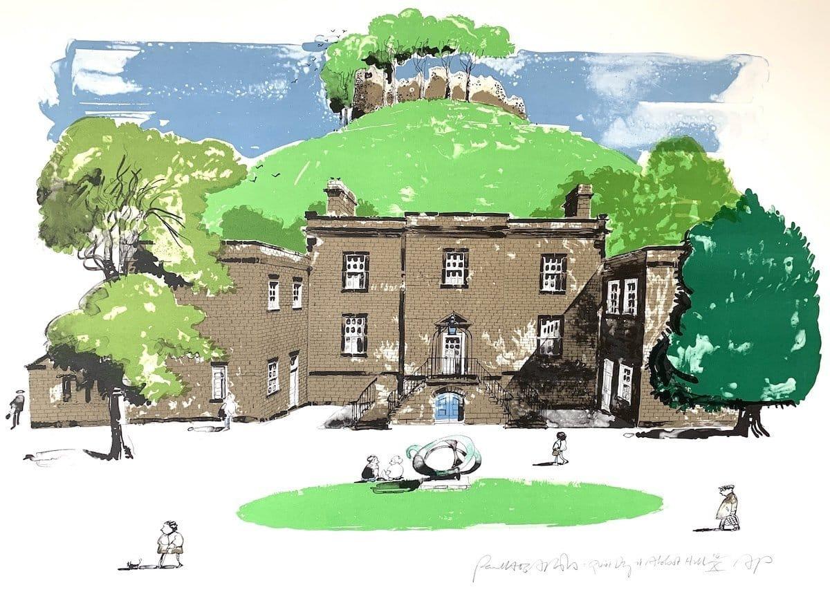 Quiet-Day-at-Abbot-Hall_Paul-Hogarth