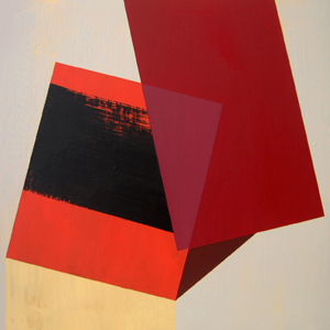 Red Fold by Rodrigo Martin