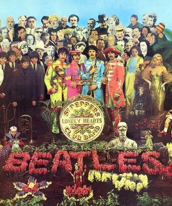 Sgt Peppers Lonely Hearts Club Band by Sir Peter Blake