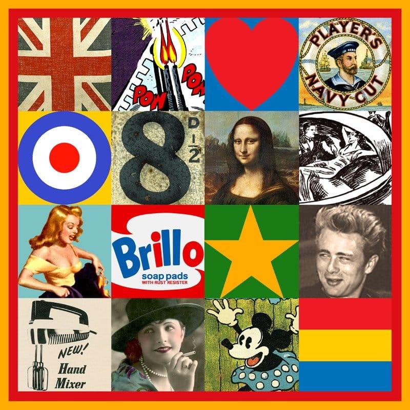 Sources of Pop Art 5_Peter Blake